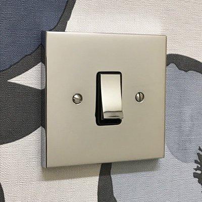 Edwardian Premier Plus Polished Chrome  Sockets & Switches